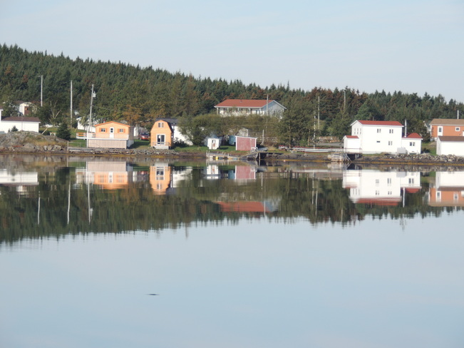 Reflections Boyd's Cove, Newfoundland and Labrador Canada