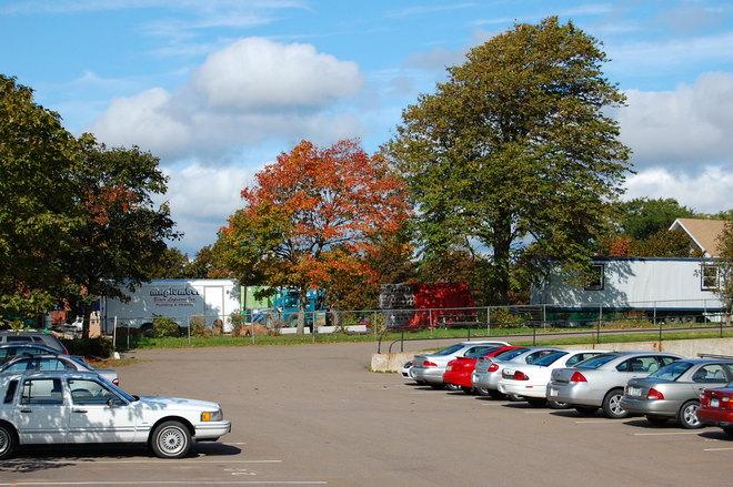 Autumn Charlottetown, Prince Edward Island Canada