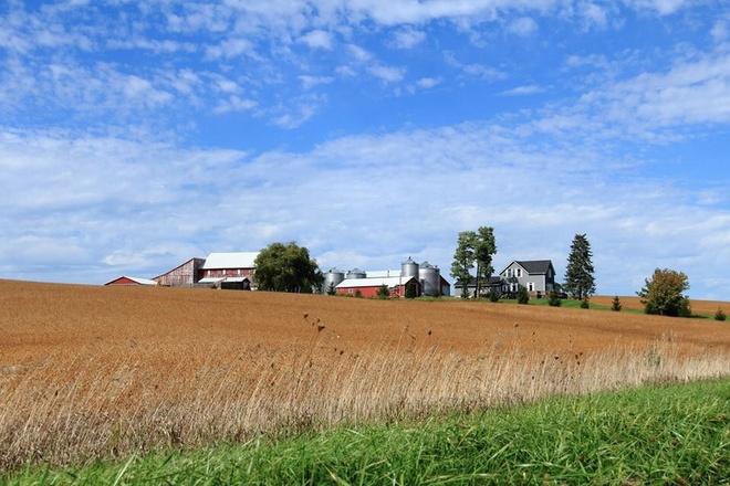 Allenford Farm Allenford, Ontario Canada