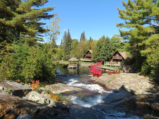 Beautiful spot Elliot Lake, Ontario Canada
