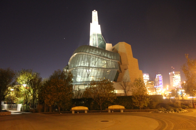 Canadian Human Rights Museum Winnipeg, Manitoba Canada