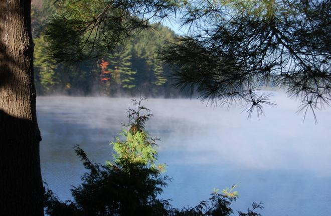 Mist Espanola, Ontario Canada