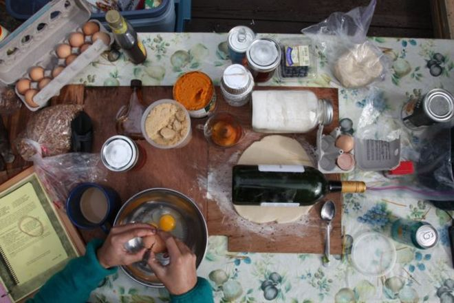 Pumpkin Pie Time Naiscoutaing 17A, Ontario Canada