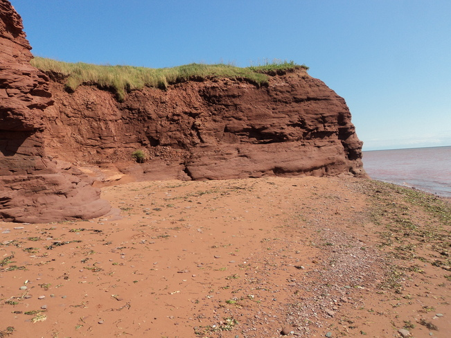 west point capes O'Leary, Prince Edward Island Canada