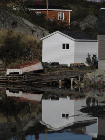 Calm before a storm Burgeo, Newfoundland and Labrador Canada