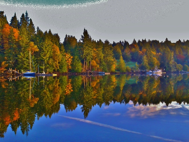 Anderson Cove morning - East Sooke Sooke, British Columbia Canada