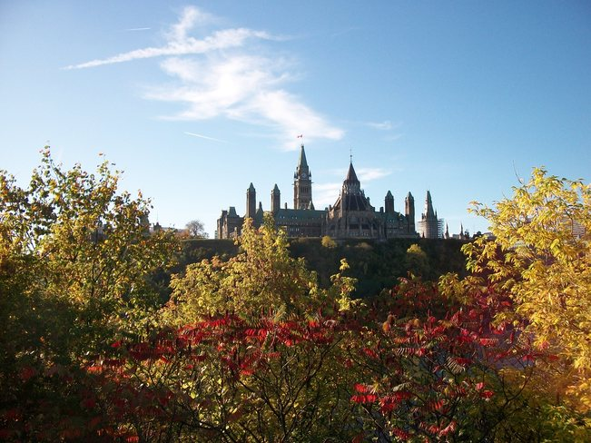 A gorgeous morning in the nation's capital! Ottawa, Ontario Canada