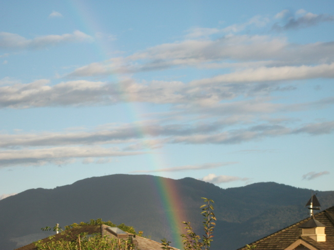 Beautiful Rainbow Mission, British Columbia Canada