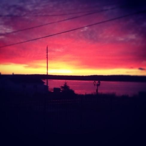 Sunset Horwood, Newfoundland and Labrador Canada