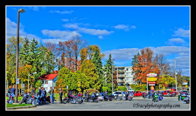 A beautiful thanks giving. Port Dover, Ontario Canada