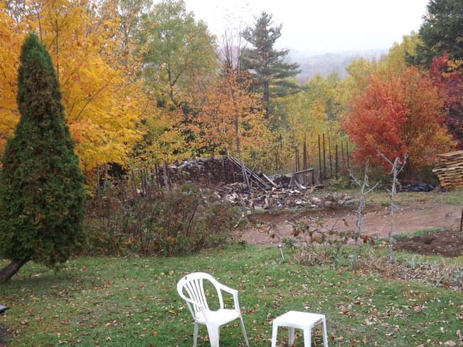 vacancy-empty until spring. New Minas, Nova Scotia Canada