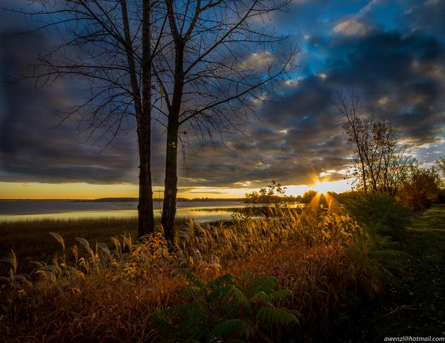 sunrise Vaudreuil-Dorion, Quebec Canada