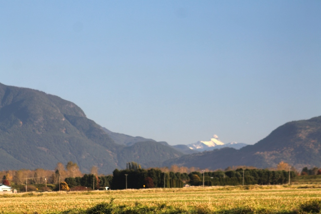 the fraser valley Abbotsford, British Columbia Canada