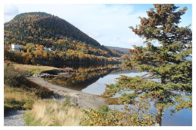 Fall Corner Brook, Newfoundland and Labrador Canada
