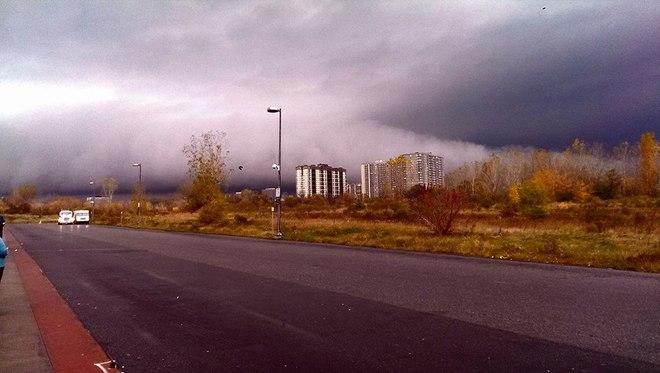 Autumn Storm Ottawa, Ontario Canada
