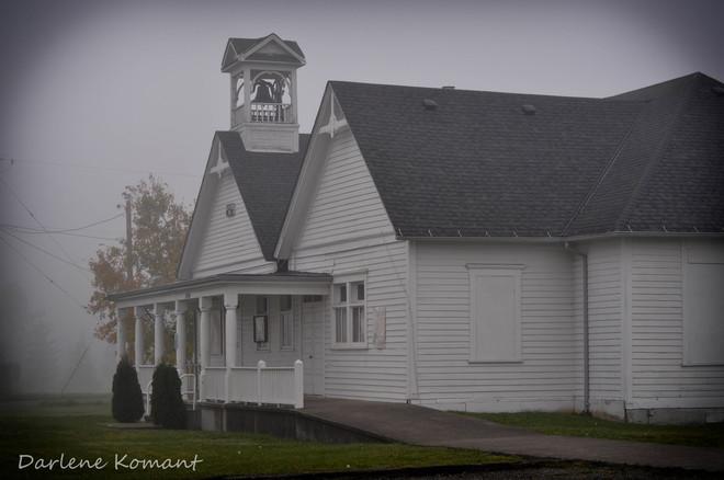 Fog Everson, Washington United States