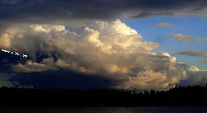 Rain or Snow ..... Both Kenora, Ontario Canada