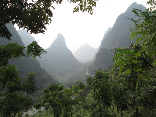 Many Mountains Nanning, Guangxi China