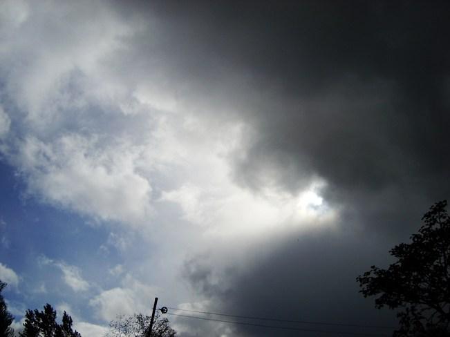 """""""Storm Front"""" Owen Sound, Ontario Canada"""