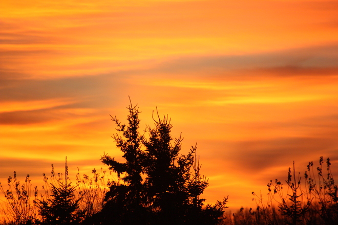 molten sky