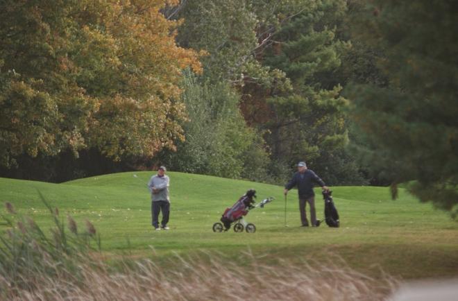 Fall Golf St. Davids, Ontario Canada
