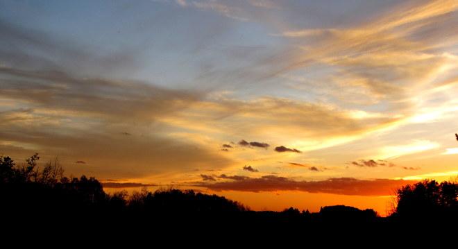 Golden Sky Norquay, Saskatchewan Canada