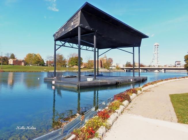 Along the Canal! Welland, Ontario Canada