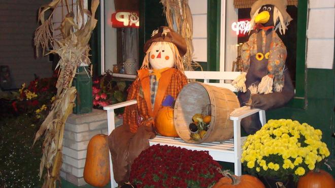 Happy Halloween Carbonear, Newfoundland and Labrador Canada
