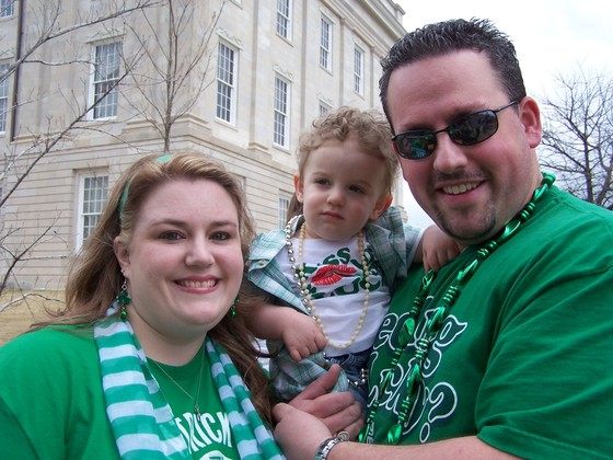 Austin's First St. Paddy's Day Parade