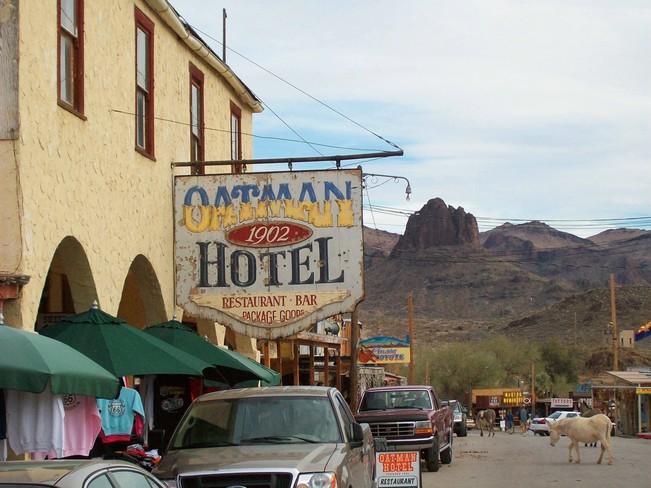 Middle of nowhere Lake Havasu City, Arizona United States
