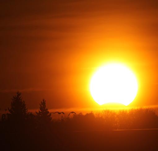 Partial Eclipse Nov3,2013 Ottawa, Ontario Canada