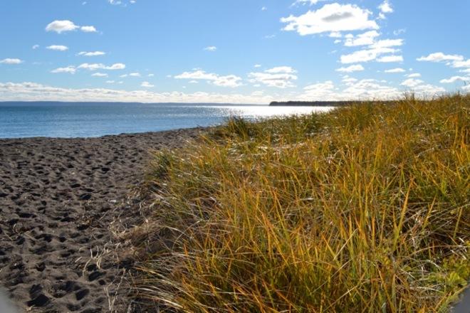 Herring Cove Beach Wilsons Beach, New Brunswick Canada