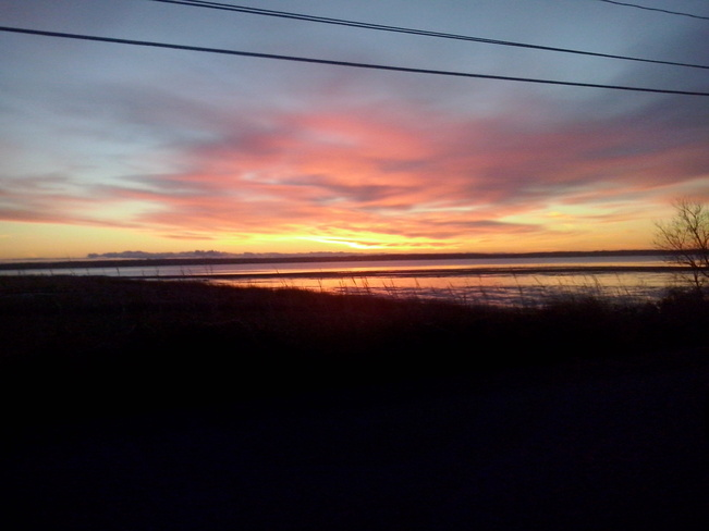 sunrise Cocagne, New Brunswick Canada