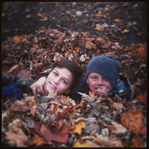 Boys in the Maple Leaves Wheatley, Ontario Canada