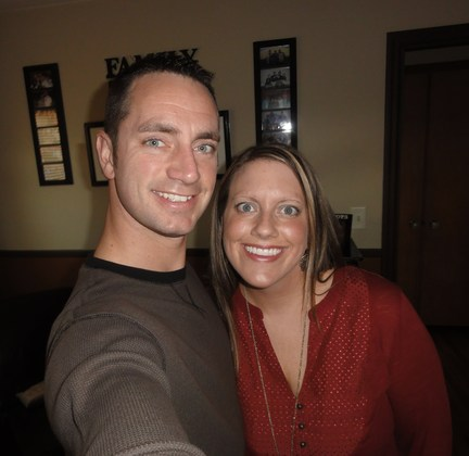 Our 14th Thanksgiving together:) 2012