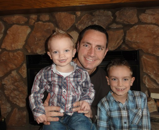 Thankful for these 3 boys:) Happy Thanksgiving 2012 Fager boys