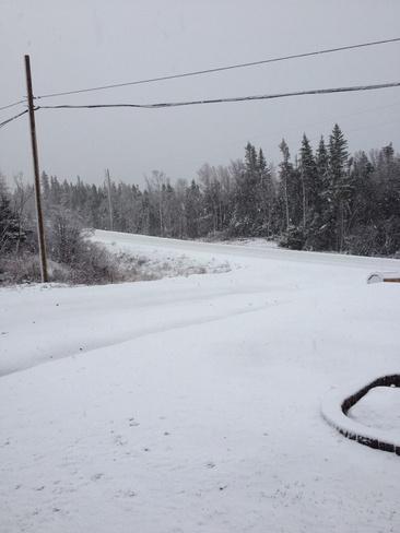 snow Hillview, Newfoundland and Labrador Canada