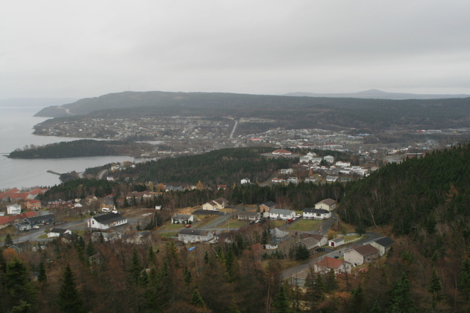 Hike to Bare Mt. Clarenville-Shoal Harbour, Newfoundland and Labrador Canada