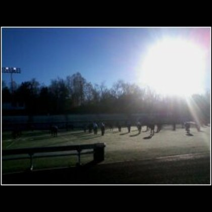 Fayetteville Bulldogs Thanksgiving Morning Practice
