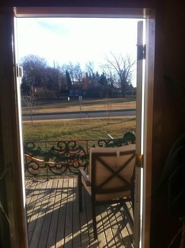 a beautiful day Neepawa, Manitoba Canada