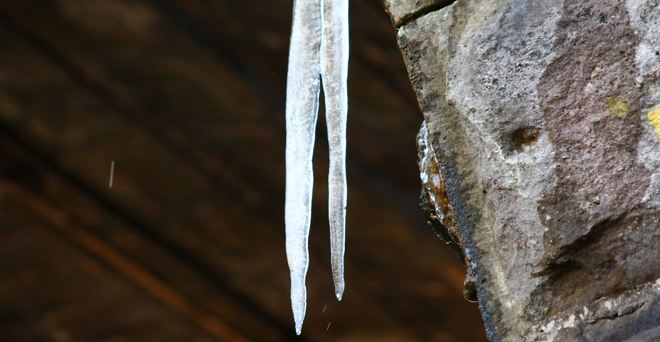 First Icicle St. Thomas, Ontario Canada