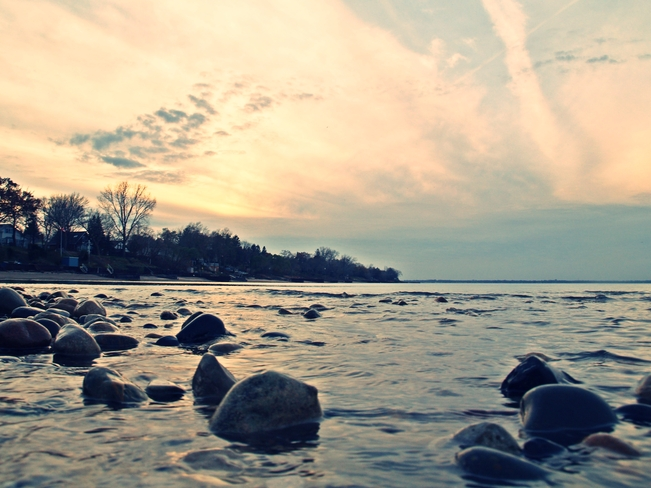 the beach life Sarnia, Ontario Canada