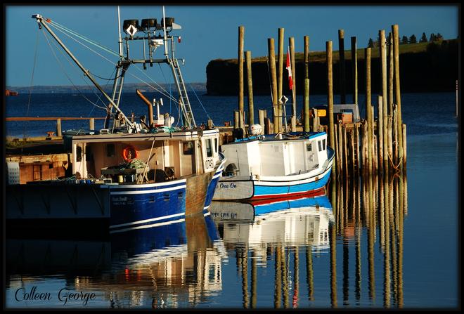 Reflections Canning, Nova Scotia Canada