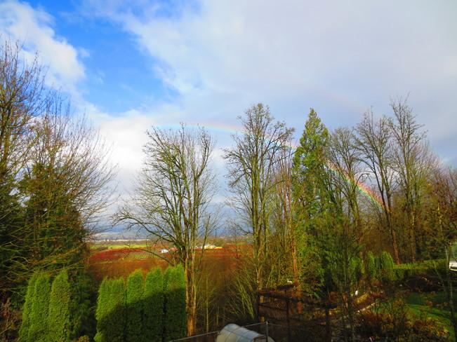 Somewhere over the Rainbow Abbotsford, British Columbia Canada