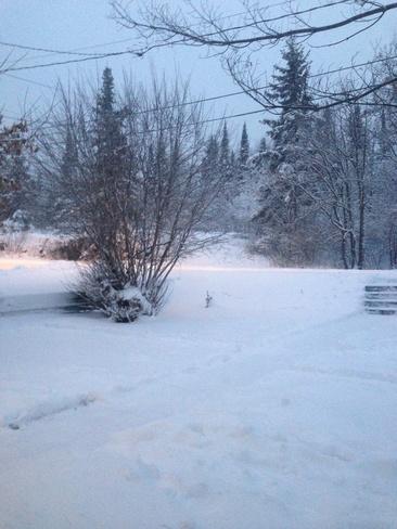 Winter Wonder Land Kenora, Ontario Canada
