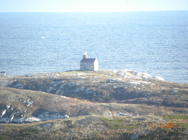 ROSE BLACNHE LIGHTHOUSE Rose Blanche-Harbour Le Cou, Newfoundland and Labrador Canada