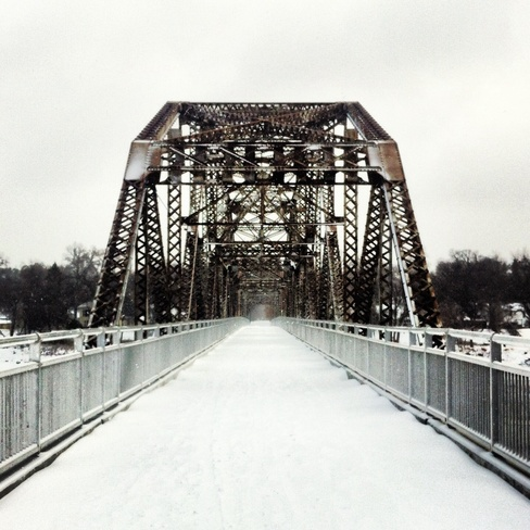 BDI Bridge Winnipeg, Manitoba Canada