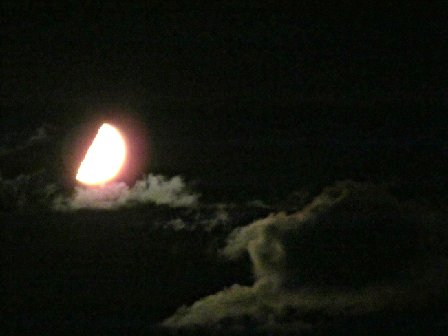 Half Moon Keewatin, Ontario Canada