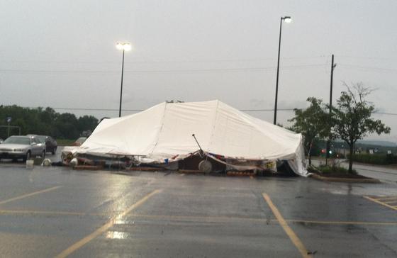 fireworks tent in Walmart parking lot & Community - fireworks tent in Walmart parking lot