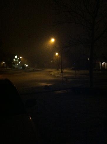 let it snow Toronto, Ontario Canada